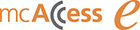 mcAccess eロゴ